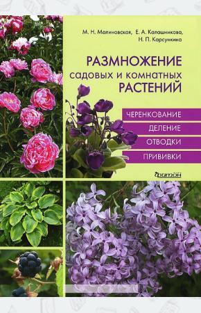 Размножение садовых и комнатных растений
