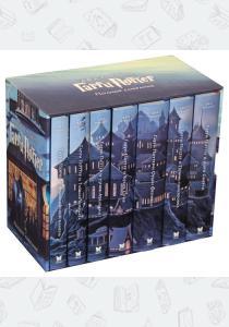 Роулинг Гарри Поттер. Комплект из 7 книг в футляре