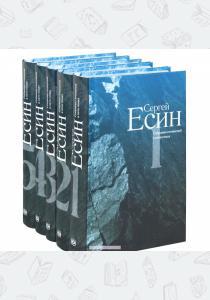 Сергей Есин. Собрание сочинений (комплект из 5 книг)