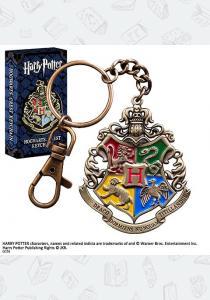 Брелок Гарри Поттер герб Хогвартса